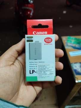 Canon LP E5 Battery