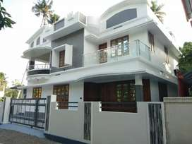 5.5 cent 2200 sqft 4.bhk new build at edapally varapuzha koonammav