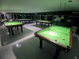 2 Pool Table 1 Mini Snooker 1 Big Snooker Table available for sell!