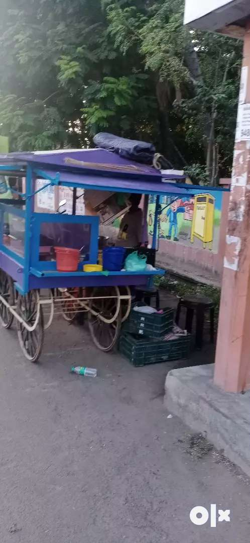 Petty shop with inverter