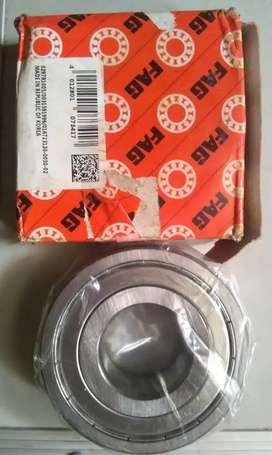 Ball bearing 6306-2Z FAG tutup besi 30*72*19 ZZ