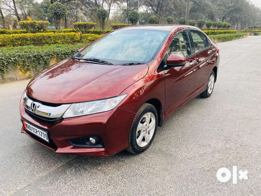 Honda City VX Manual PETROL, 2017, Petrol 0