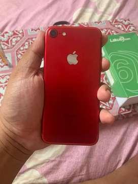 iPhone 7 merah 128gb