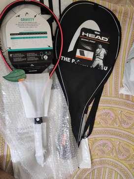 Rs 23000 Head tennis racquet brand new