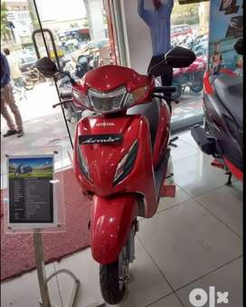 Pay12000/- low down payment activa 6g
