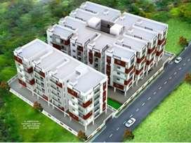 Luxurious flats for slae in chinnamushwada