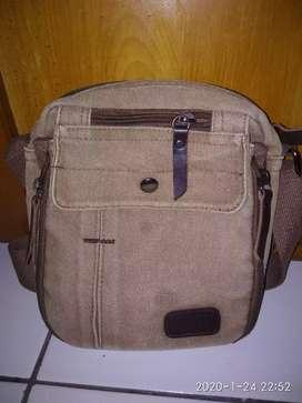 Tas cowok sling bag preloved