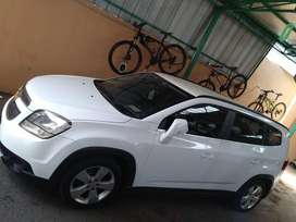 Chevrolet Orlando 1.8 LT AT 2012 white series mulus