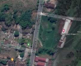 Tanah 2500m2, Purwodadi / Sambi,  Pakem, Jalan Kaliurang Km 18