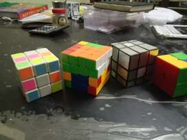 Rubics cube of just unboxed