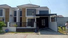 Rumah 1 lantai mewah megah murah