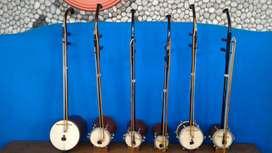6 Alat Musik China / Cina Kuno Biola / Erhu / Haegeum / Tehyan