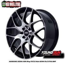 Velg Ring 17 HSR MANDONG Velg Mobilio Yaris Jazz Avanza Xenia dll