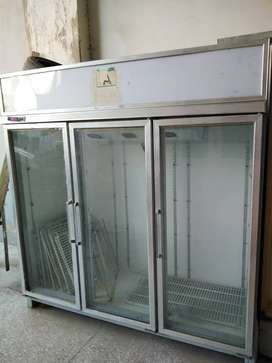 Commercial use fridge imported from Singapore
