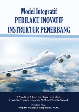 Ebook Model Integratif Perilaku Inovatif Instruktur Penerbang