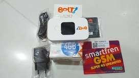 Modem Wifi Mifi 4G LTE Huawei E5577 XL GO Free XL 90Gb 3bln Unlock - H