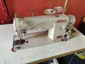 Novel sewing machine