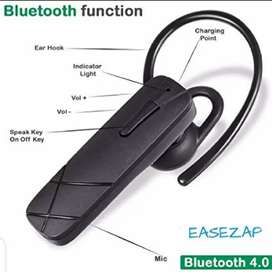 Wireless Bluetooth (5 hrs Battery time 100 hrs standby) 50+ piece Sold
