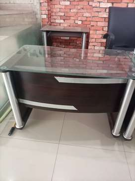 Table and wheel chair