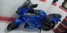 di jual kawasaki ninja 250 cc mulus