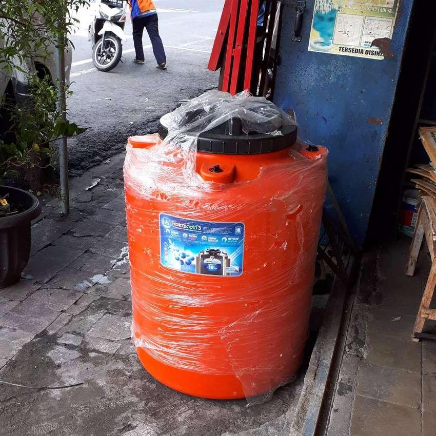 Jual Tangki Air / Water torn Plastik / Stainless Ready Jogja