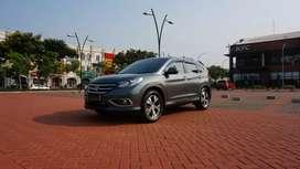 Honda CRV Prestige 2.4 AT 2013, Abu Abu, Unit Istimewa