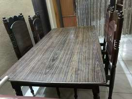 Rose wood dining set
