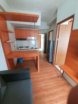 Di sewakan apartemen pinewood jatinangor type 2 Bedroom lengkap