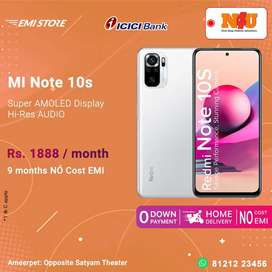 Mi Note 10 S now available on cash on delivery at your favourite  N4U