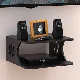 Amaze Shoppee Exclusively Designed Wall Shelf for Set Top Box/