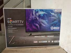 32 inch LED TV 4k double glass zobotech with Samsung y