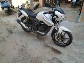 Apache RTR 180 mint condition