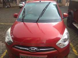 i10 sportz,2013,Red,Perfect Condition,Looks New