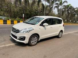 Maruti Suzuki Ertiga ZXI Plus, 2017, Petrol