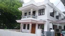 thrissur thiroor 5,400 cent 4 bhk fully interior new villa