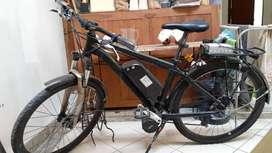 Sepeda Listrik MTB/Electric Bike/Mountain E-Bike/Sepeda Gunung
