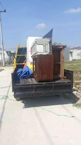 Jasa pindahan sewa pick up dan truk ds