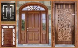 Wooden Door Carpenter