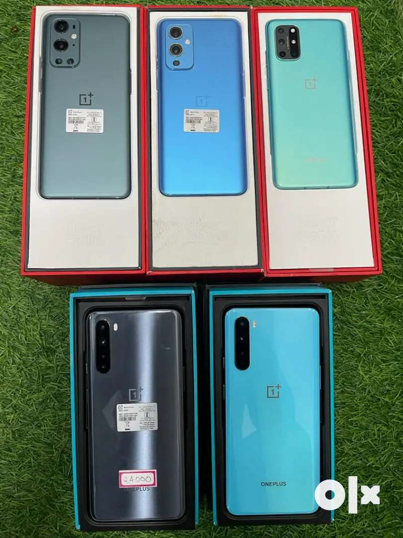Oneplus Nord/ 8T/ 9/ 9 Pro All model available at best price