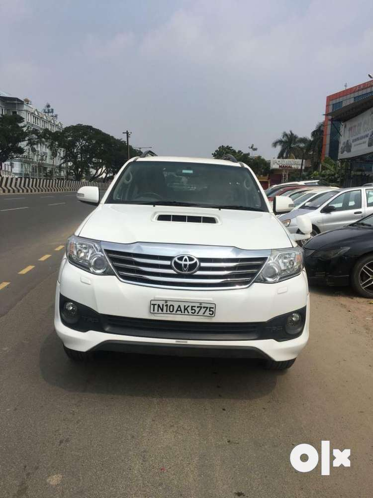 toyota fortuner 3.0 limited edition, 2013