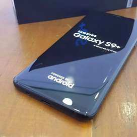 Second Bekas Mulus Samsung S9 Plus S9+ 6 / 64 GB
