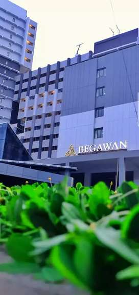 Sewa full furnised Begawan Apartment