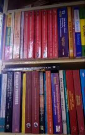 MBBS and BDS used Books for sale