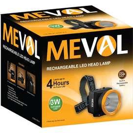 Meval LED Head Lamp 3W