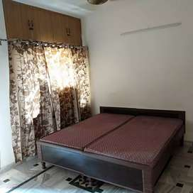 Fully furnished one room attached bath Sector 21 only boys