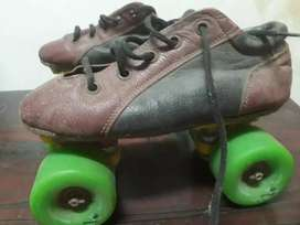 Skates & scots with guards×3pairs