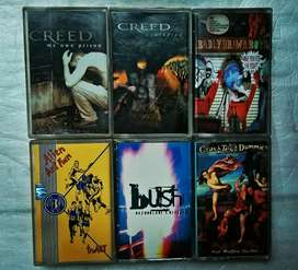 kaset Creed, Alien Life Farm, dll