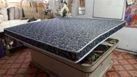 5inch mattress blue color