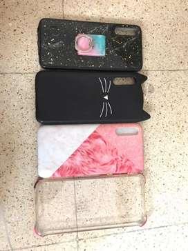 Samsung galaxy A50 covers