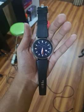 Samsung Galaxy Watch 46mm bukan 42mm Mulus Fullset Ori Ex-Malaysia